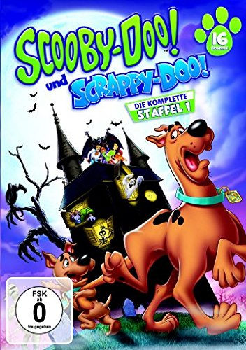 Scrappy Doo - Staffel 1 (2 DVDs)