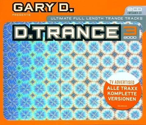 Gary D. Presents D. Trance 3-2000 (Neueste Cd)
