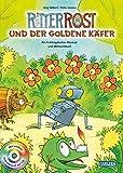 Ritter Rost: Ritter Rost und der goldene Käfer: Buch mit CD