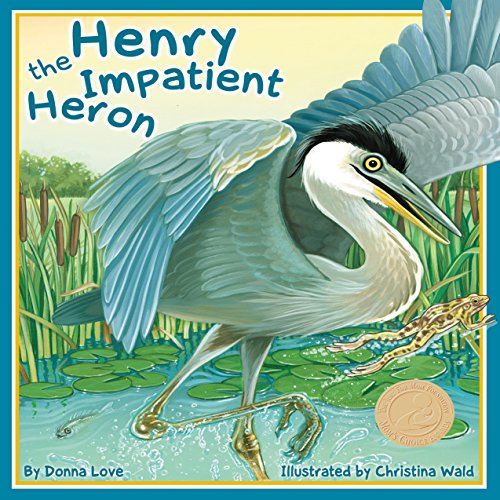Henry the Impatient Heron  Audiolibri