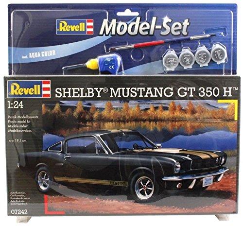 Revell - Maqueta modelo set Shelby Mustang GT 350, escala 1:24 (67242)