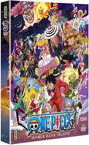 One Piece - Whole Cake Island - Vol. 4