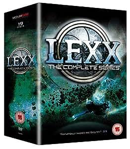 Lexx - The Complete Series [DVD] [1997]