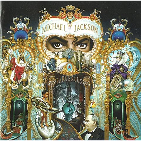 incl. Give in to me (CD Album Michael Jackson, 14 Tracks)