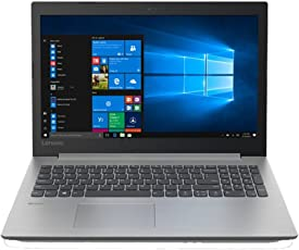 Lenovo Ideapad 330-15IKB 81DE00UAIN 15.6-inch Full HD Laptop (8th Gen I3-8130U/4GB/1TB/Windows 10 Home/Integrated Graphics), Platinum Grey