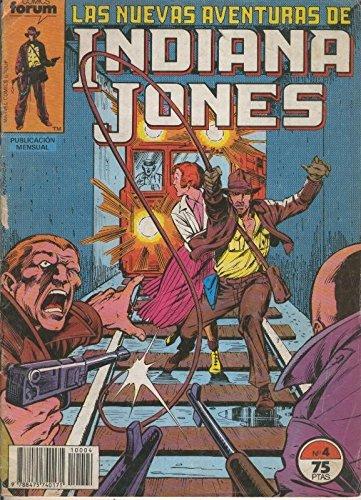 Indiana Jones volumen 1 numero 04