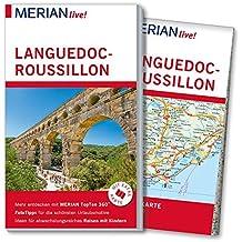 MERIAN live! Reiseführer Languedoc-Roussillon: Mit Extra-Karte zum Herausnehmen