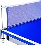 Set y Postes de Ping Pong Kounga Giant Dragon, Unisex Adulto, Azul, Talla Única