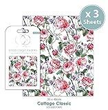 Craft Consortium Premium Decoupage Papier–Cottage Classic
