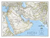 The Middle East (National Geographic Reference Map)