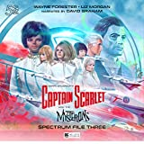 Captain Scarlet and the Mysterons: No. 3: The Spectrum File