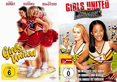 Girls United + Girls United - Agian (2-DVD)