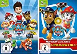 Paw Patrol - Volume 1+2 (Toggolino) im Set - Deutsche Originalware [2 DVDs]