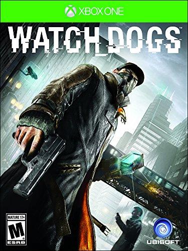 XBOX One Watch Dogs Blu-ray – Xbox One 61vAb2zVqKL