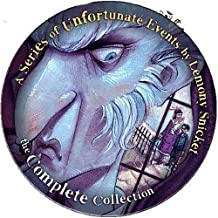 A Series Of Unfortunate Events Complete 13 Book Audio CD Set, 53 CDs, 58 Hours -RRP £161.87