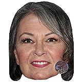 Roseanne Barr Maschere di persone famose, facce di cartone
