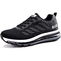 Monrinda Women Air Trainers Running Shoes Men Breathable Outdoor Sneakers Fitness Jogging Sports Ladies Shoes