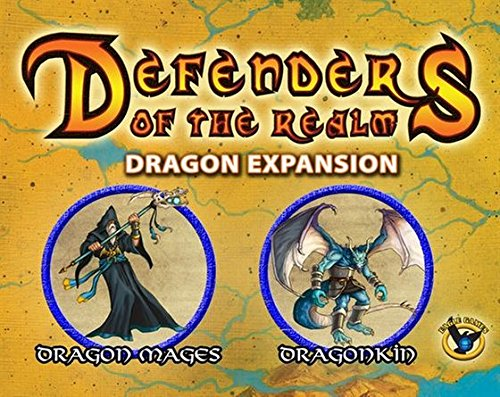 Defenders of the Realm: Dragonkin