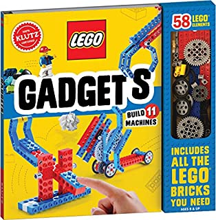 LEGO Gadgets (Klutz) (1338219634) | Amazon price tracker / tracking, Amazon price history charts, Amazon price watches, Amazon price drop alerts