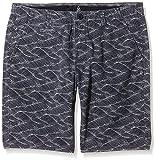 Gaastra Herren Shorts Deck Chino, Gr. 46 (Herstellergröße: N-31), Blau (Waves AOP F81)