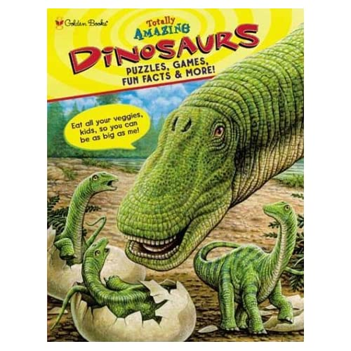 Totally Amazing Dinosaurs: Puzzles, Games, Fun Facts, & More! (Full-Color Activity Book) by Randi Hacker (2000-03-05)
