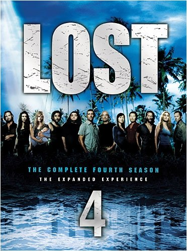 Click for larger image of LOST region 1 DVD Season 4 Complete