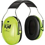 3M Peltor Kid - Casque antibruit idéal pour enfants sensibles aux bruits forts - Atténuation 27 dB - 1 x casque de protection