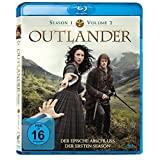 Outlander - Season 1 Vol.2 [Blu-ray]
