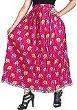 Vani Women's Cotton Ethnic Skirt (Jaipur...