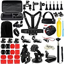 Iextreme 48-in-1 Kit accessori Per Gopro 5/4/3/2/1