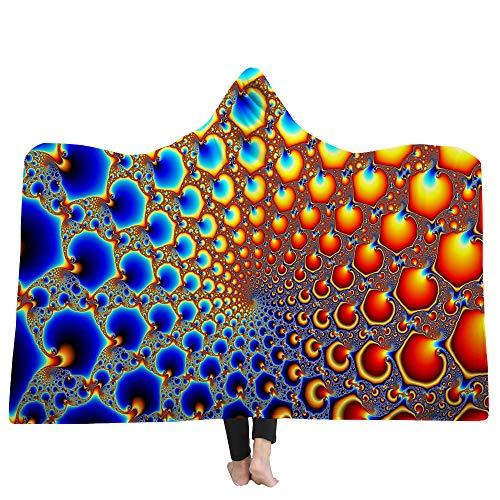 Sticker Superb Patrón Color 3D Creativo Manta Suave