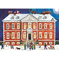 Country House Christmas' Large Traditional Advent Calendar