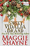 Front cover for the book Sweet Vidalia Brand by Maggie Shayne