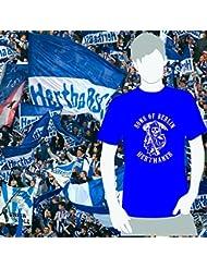 World of Football T-Shirt Sons of Berlin Herthaner blau - L