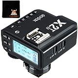Godox X2T-N TTL Inalámbrico Flash Disparador 1 / 8000s HSS Función TCM para Nikon cámara conexión Bluetooth 5 Botones de Grup