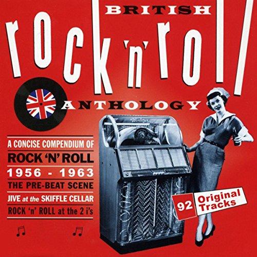 British Rock 'n' Roll Antholog...
