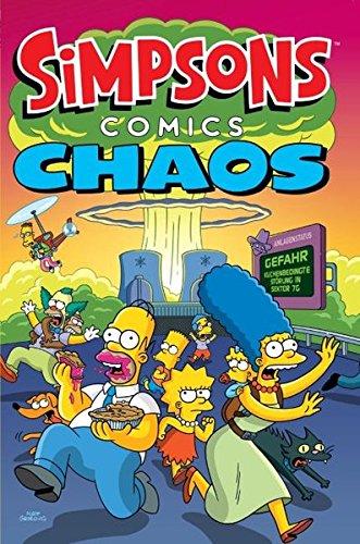 Simpsons Comics: Bd. 25: Chaos