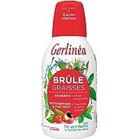 Gerlinéa - Brûle Graisses - Complément Alimentaire à Diluer - Boisson Riche en Actifs Végétaux - Goût Thé Vert et Menthe…