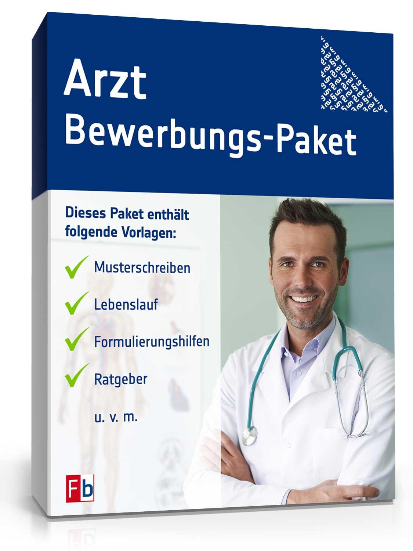 Arzt Bewerbungs-Paket [Zip Ordner] [Download]