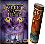 Warrior Cats - Die neue Prophezeiung. Mitternacht: Staffel II, Band 1 + Warrior Cats Poster