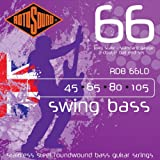 Rotosound RDB66LD Double Ball End Swing Bass 66 Stainless Steel