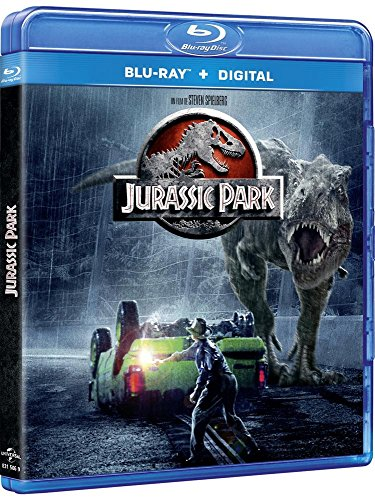 Jurassic Park [Blu-ray + Digital HD]