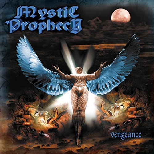 Mystic Prophecy: Vengeance (Re-Release) (Digipak) (Audio CD)