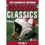 Crimson Classics: 1997 Alabama Vs Michigan [Import USA Zone 1]