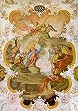 Pfarrkirche St. Peter und Paul, Mittenwald - 1971 - 1976 - Festschrift zum Abschluss der Restaurierung,