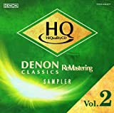 Denon Remastering + Hqcd Sampl