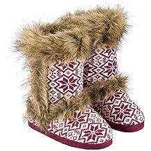Berydale Bd306 - Zapatillas Altas Mujer