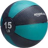 AmazonBasics Medicine Ball, 15-Pound (6.8 KGS)