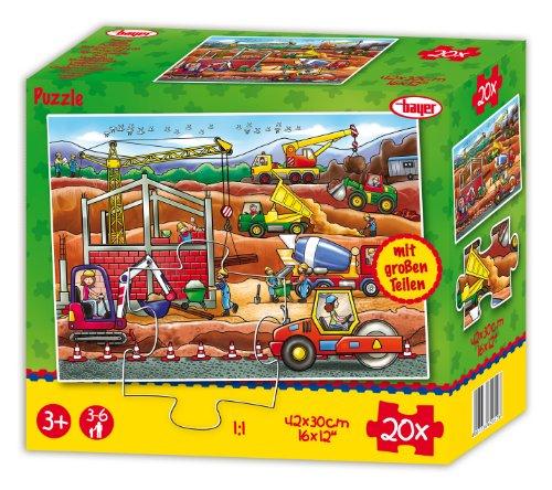 Bayer Design - Puzzle de 20 Piezas (62052)