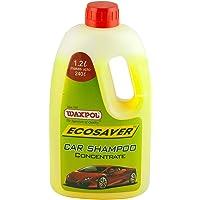 Waxpol Ecosaver Car Shampoo Concentrate - 1.2 L(for Bucket, Foam & Snow Foam Wash)